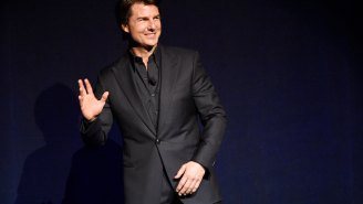Tom Cruise hung on to a plane eight different times for 'Mission: Impossible 5'
