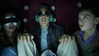 George Clooney Tries To Change The Future In The Newest Trailer For 'Tomorrowland'