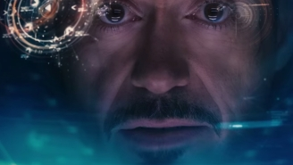 Robert Downey Jr. Helped Raise $2 Million For Charity, So Here's A New 'Avengers: Age Of Utron' TV Spot