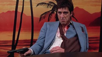 Say Hello To This Look Back At The Most Iconic Moments From 'Scarface'