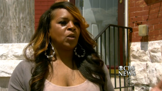 CBS Scored An Interview With Toya Graham, The Famous Baltimore Mother