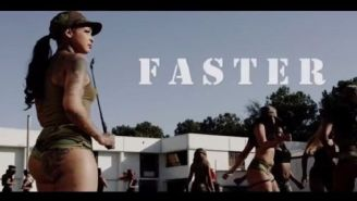 Exit Migos, Enter Travis Porter With Their 'Faster' Video Filled With Twerking