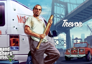 Watch Trevor Philips From 'GTA V' Tear Up Los Santos In A 'Jackass' Style Video