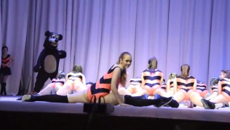 This Twerking Video Is Being Investigated By Russian Authorities For 'Depraved Acts'