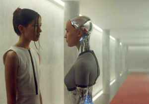A very deep conversation with Alex Garland about his new Sci-Fi classic 'Ex Machina'
