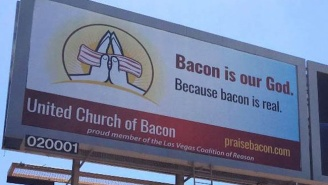 The United Church Of Bacon Is A Belief System That Speaks To Our Deepest Food Desires