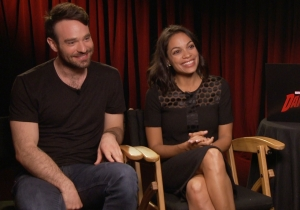 Charlie Cox reveals when he knew 'Daredevil' was going to be as gritty as promised