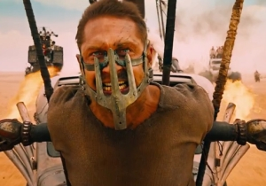 'Mad Max: Fury Road' International TV Spots Unleash The Fury With Some Crazy New Footage