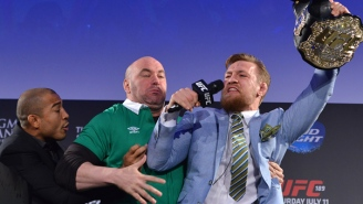 Conor McGregor Calls Jose Aldo A 'Weasel' Over Drug Test Dodge