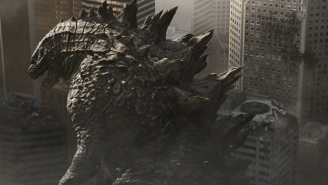 'Attack On Titan' And 'Evangelion' Directors Team Up For Japanese 'Godzilla' Film