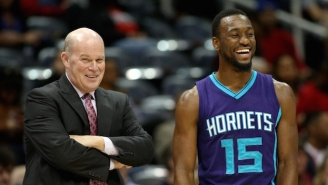 Kemba Walker Says Charlotte's Ills 'Have Nothing To Do' With The Coach