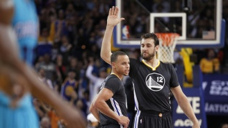 Andrew Bogut, Steph Curry React To Mark Jackson Saying James Harden Is The MVP