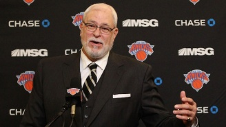 Phil Jackson Wants Fans And Media To 'Forget About The Triangle'