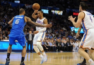 Nick Collison Aptly Sums Up Teammate Russell Westbrook: 'His Give-A-F*ck level Is Very, Very High'