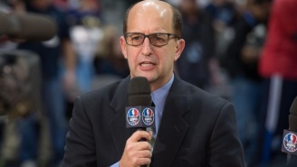 Jeff Van Gundy Rips Augusta National's Discrimination On ESPN The Night Before ESPN Hosts The Masters