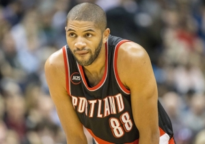 Nicolas Batum Is Now 'Happy' The Blazers Matched The Timberwolves' Offer For Him
