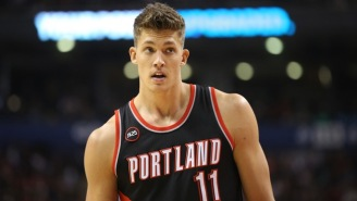 The Only Time Meyers Leonard Will Be Compared To Kyle Korver And Stephen Curry