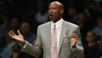 The Lakers Have Fired Head Coach Byron Scott