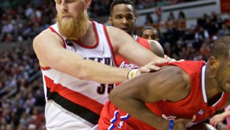 Chris Paul Slaps Chris Kaman In The Groin And Gets Shoved In Return