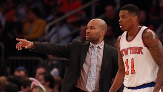 Derek Fisher Is Delusional, Thinks Knicks Could Win 63 Games Next Year