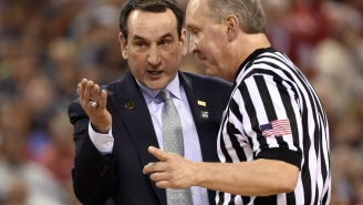 The NCAA's Explanation Of A Blown Call During The Championship Is More Proof Of Its Officiating Problem