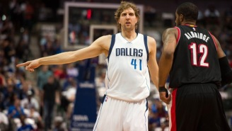 Dirk Nowitzki Says He'd Accept A Bench Role, Which Could Be A Coded Call To LaMarcus Aldridge