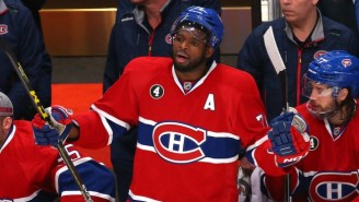 PK Subban Was Ejected From A Playoff Game For This Slashing Penalty, But Did He Deserve To Be?