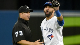 Things Got Heated In Toronto After Jose Bautista Showed Up An Orioles Rookie