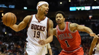 Derrick Rose Takes Blame For Last-Second Loss To Milwaukee: 'Put That All On Me'