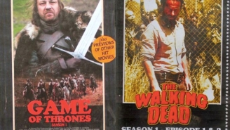 These Fake VHS Covers For Recent TV Shows And Movies Need To Be Real