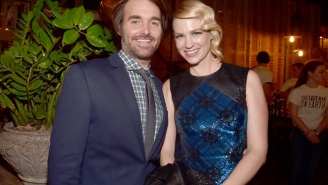 'Last Man On Earth' Co-Stars Will Forte And January Jones Are Reportedly Dating