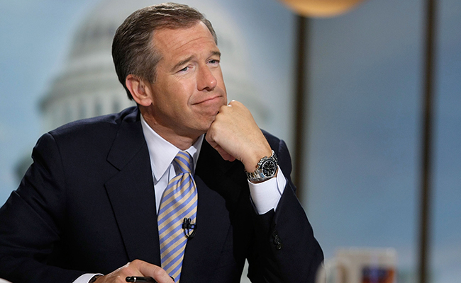 Meet The Press- Brian Williams