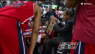 Wizards Coach Randy Wittman Has No Idea How To Handle A Whiteboard