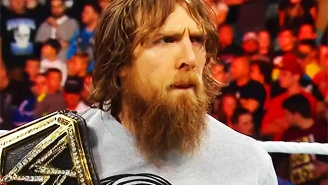 Daniel Bryan Is Undergoing Medical Testing, And His Match At Extreme Rules Is In Question