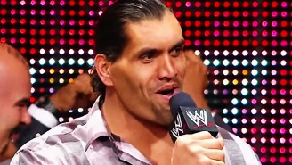Great Khali Talked Undertaker, John Cena And Indian Fans Praying For Him On 'Talk Is Jericho'