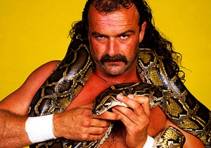 He Hated Snakes? 13 Facts About The Cold-Blooded Life And Career Of Jake 'The Snake' Roberts.