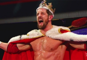 The Best And Worst Of King Of The Ring 2015: Won't Somebody Think Of The Water Spiders?