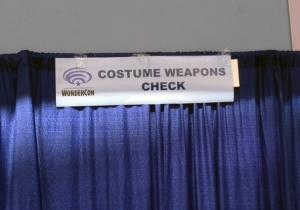 Just The Tip: Brief Thoughts On WonderCon From A Virgin