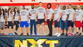 Meet The New Class Of WWE Performance Center Recruits