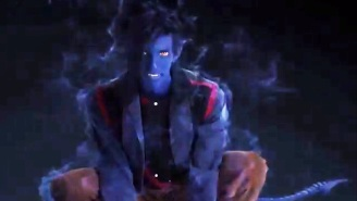 Bryan Singer Shares A First Look At Kodi Smit-McPhee As Nightcrawler In 'X-Men: Apocalypse'