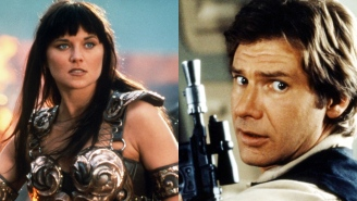 March Mayhem Heroes Vs. Villains: The Top 4 – Is Xena heading for a repeat victory?