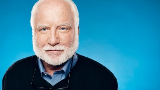 Interview: 'Your Family or Mine' star Richard Dreyfuss on TV's draw – 'Money'