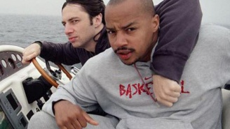 Zach Braff And Donald Faison Will Cater Your Gay Wedding In Indiana