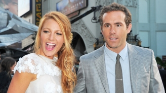 Blake Lively Called Ryan Reynolds A 'Hypocrite' For This Daring Motorcycle Stunt