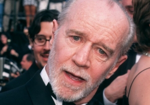 A New York Comedy Club Wants To Bring George Carlin Back From The Dead With One Of Those Holograms