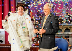 Tom Hanks, Eddie Vedder, Bill Murray, And 'An Hour Of Surprises' Will Be Letterman's Final Episodes