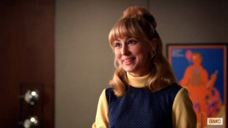 Stephanie Drake Of 'Mad Men' Talks To Us About The Finale And The Evolution Of Her Character, Meredith