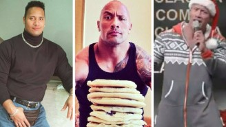 All Of The Rock's Most Electrifying Pop Culture Moments