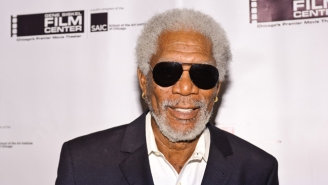 Morgan Freeman On Marijuana Use: 'Legalize It Across The Board!'