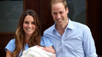 Here Are Some Of The Best Internet Reactions To Prince William And Duchess Kate's New Royal Baby